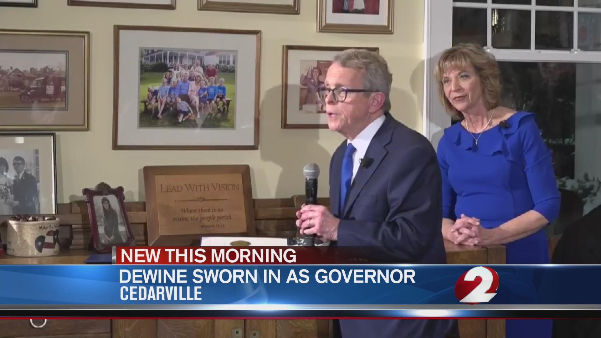 DeWine signs 6 executive orders