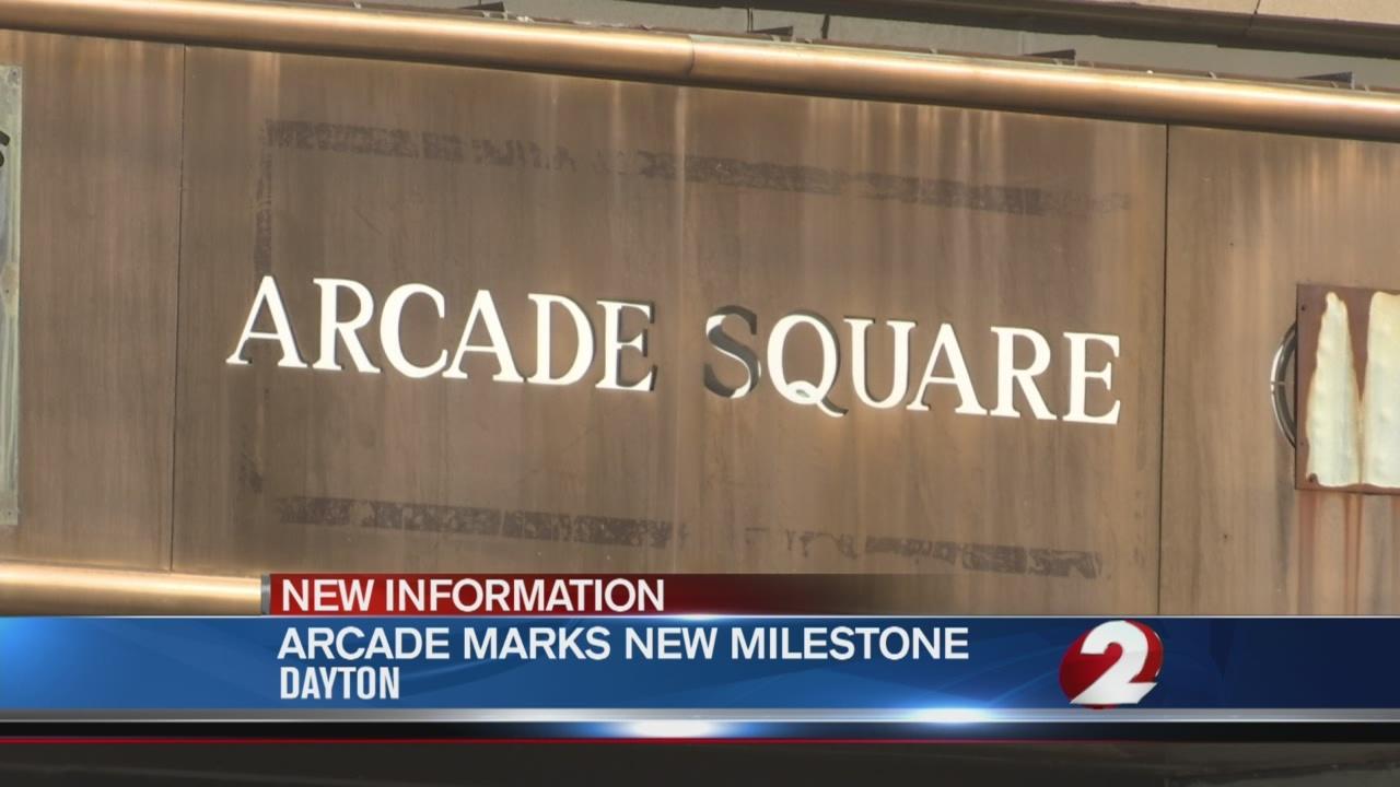 Arcade marks new milestone
