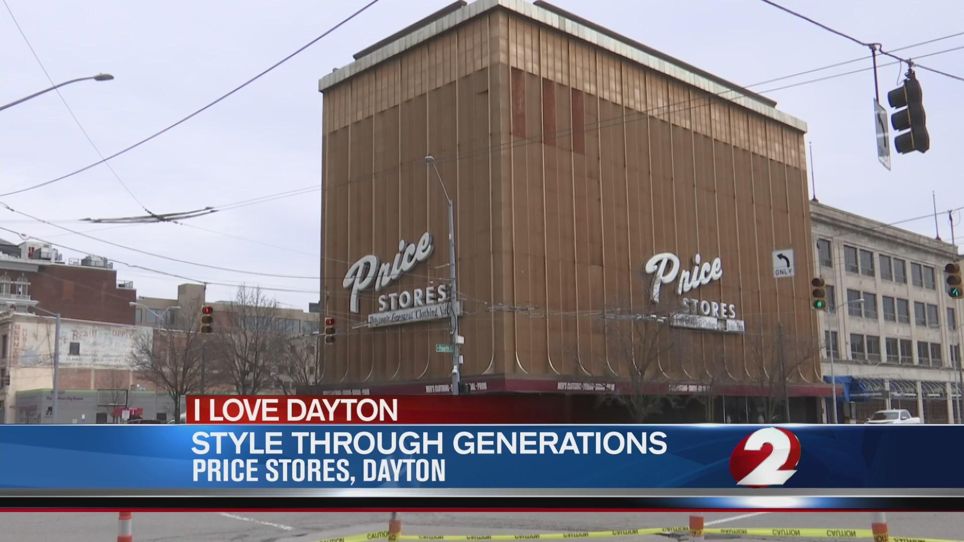 I Love Dayton: Style through generations