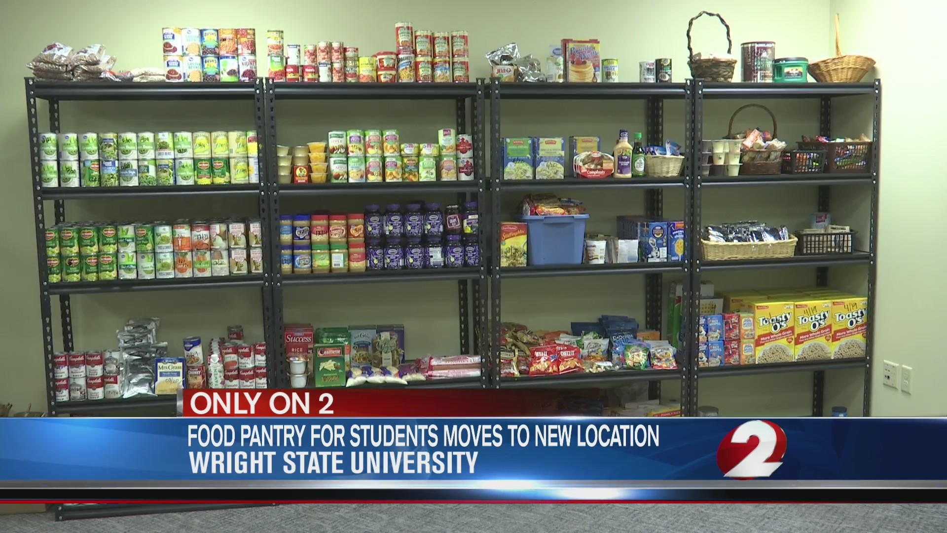 Food pantry for students moves to new location