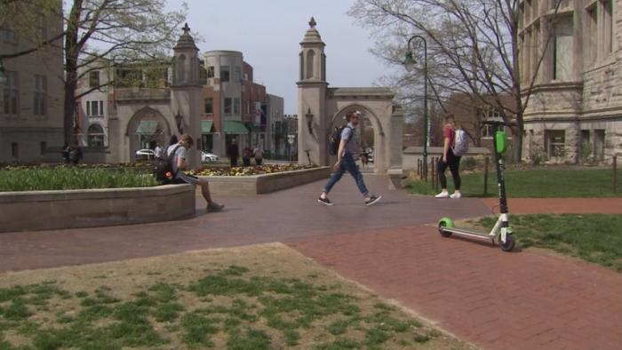 Mumps Outbreak Hits Indiana University