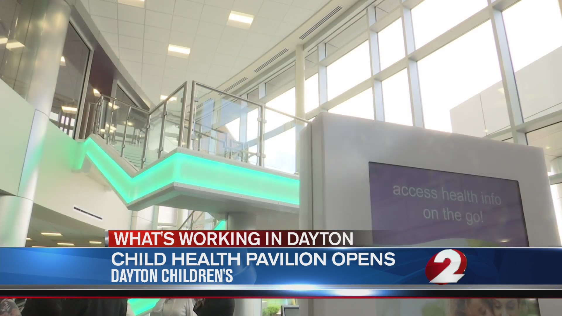 Child Health pavilion opens at Dayton Children's