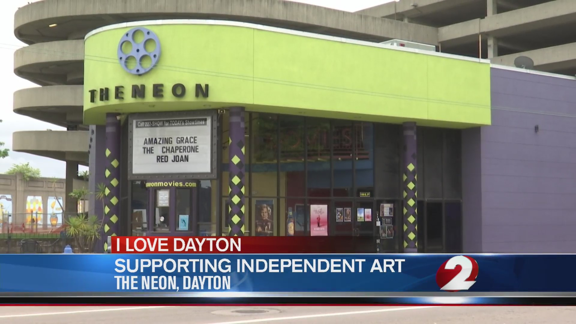 I Love Dayton: Supporting independent art at The Neon