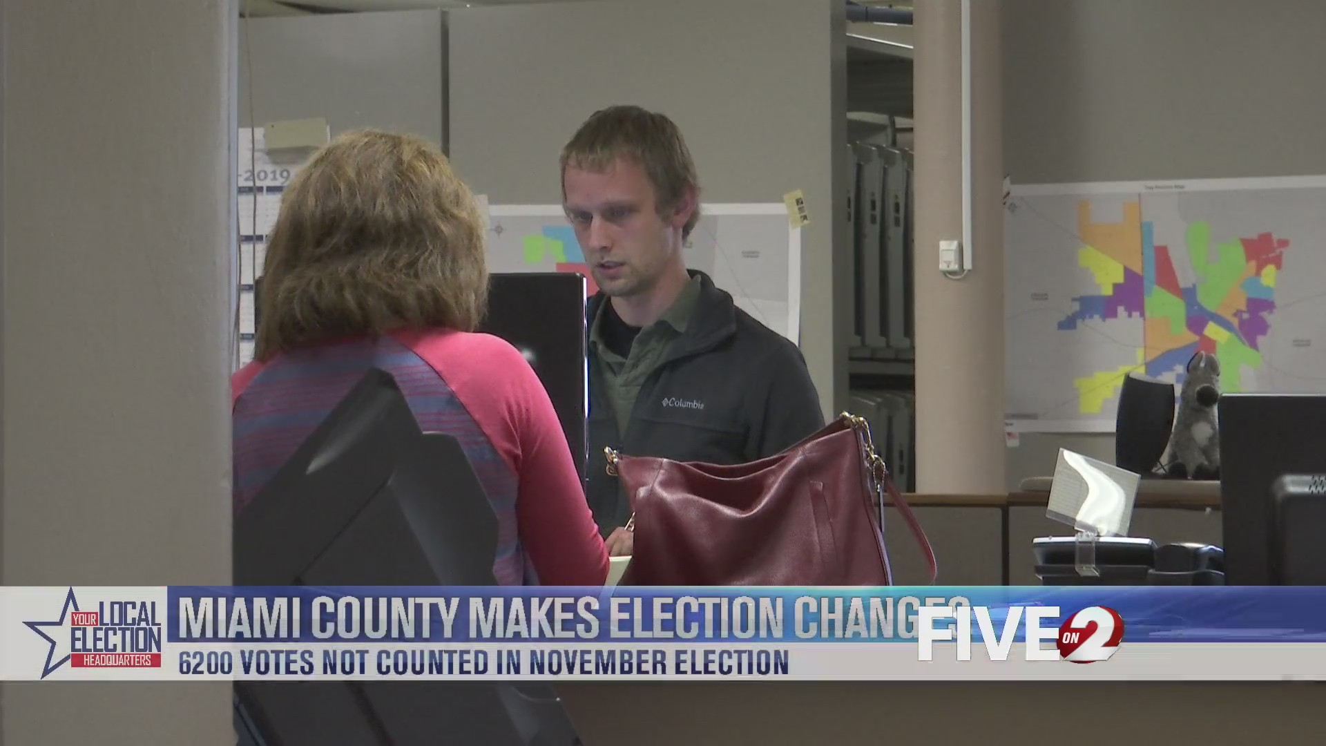 Miami County ready for Election Day