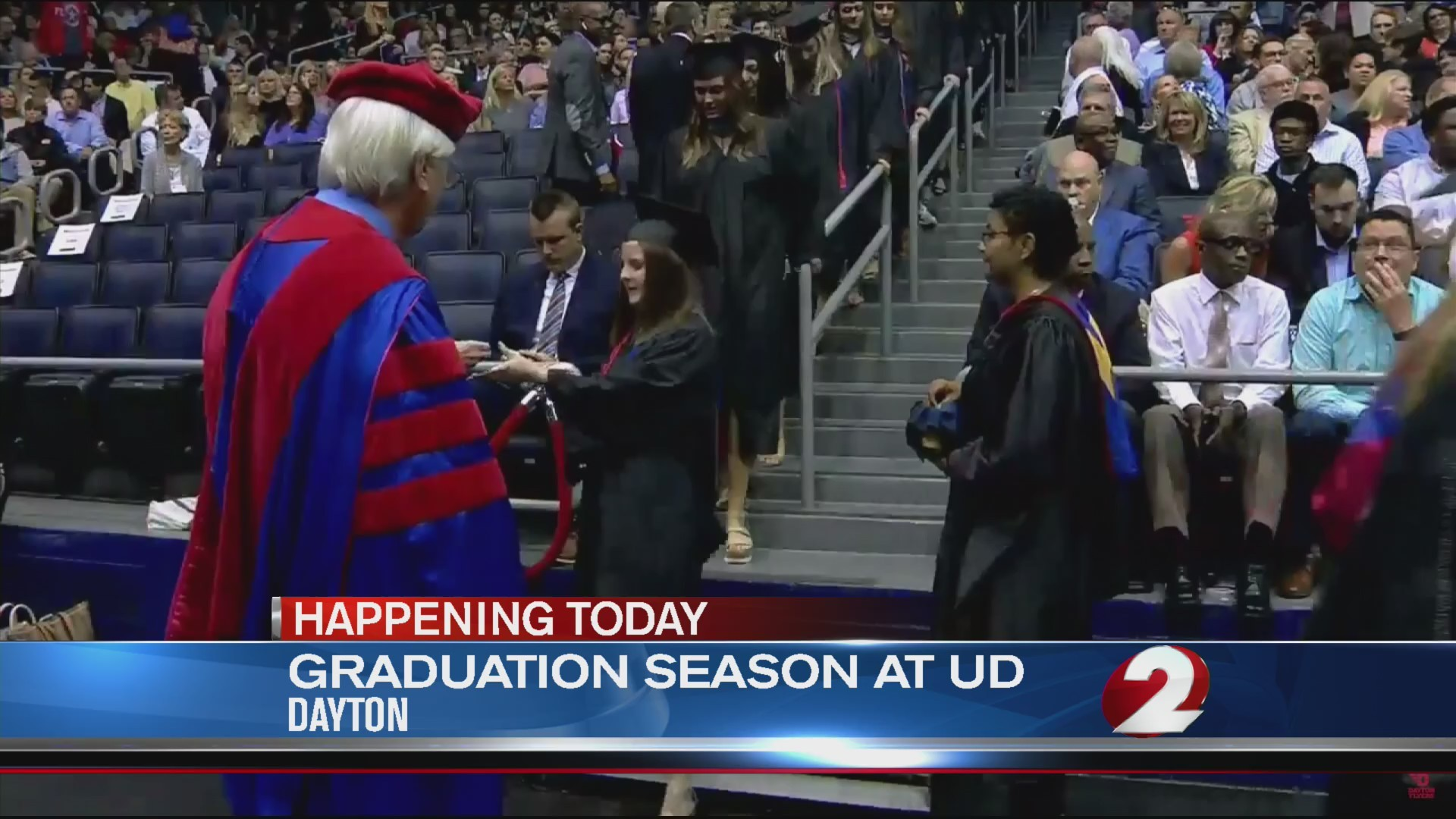 Record number of UD graduates