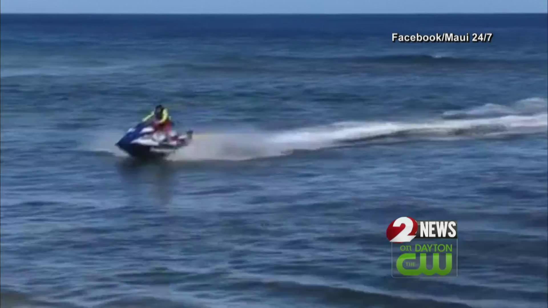 Shark kills California man, 65, in Maui, Hawaii