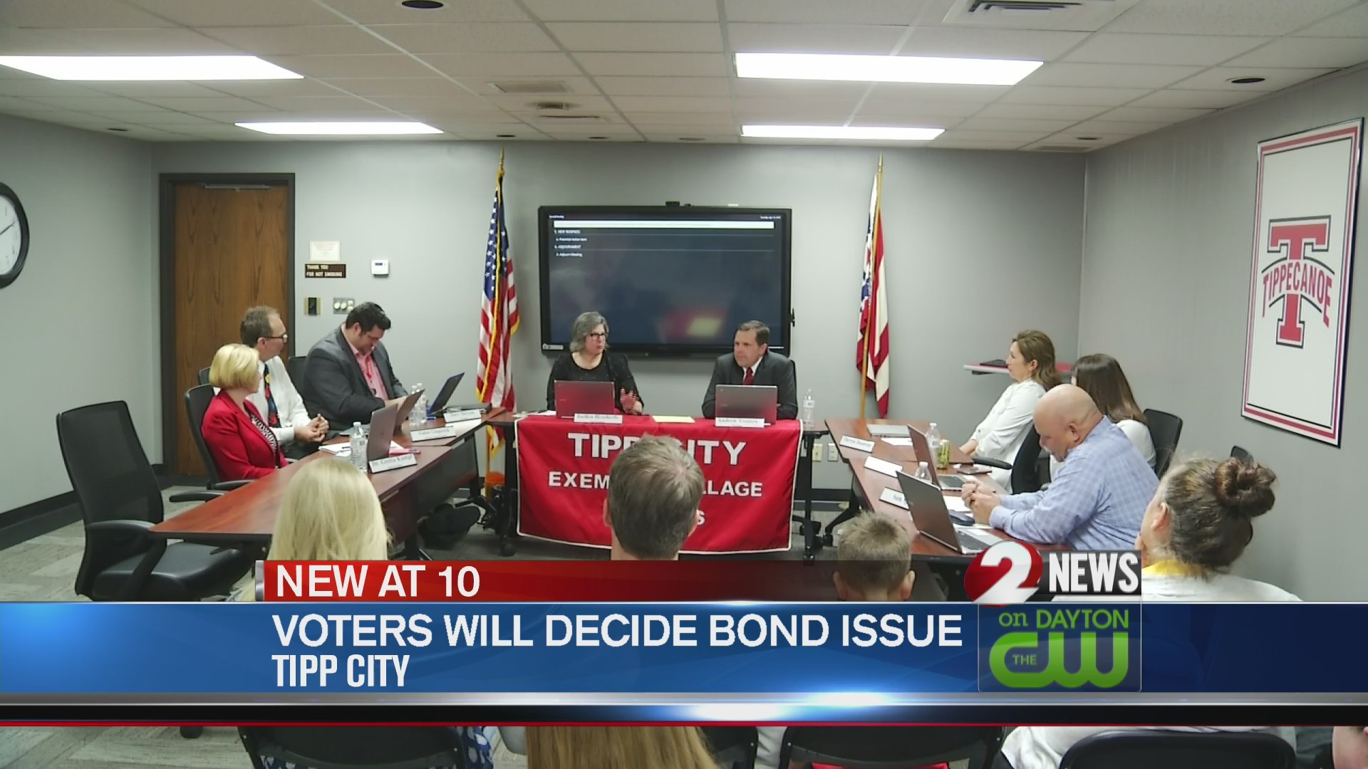 Voters will decide bond issue