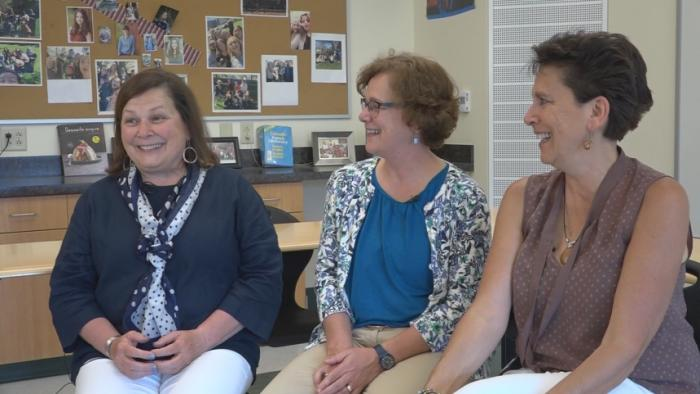 3 sisters retire with combined 117 years of teaching