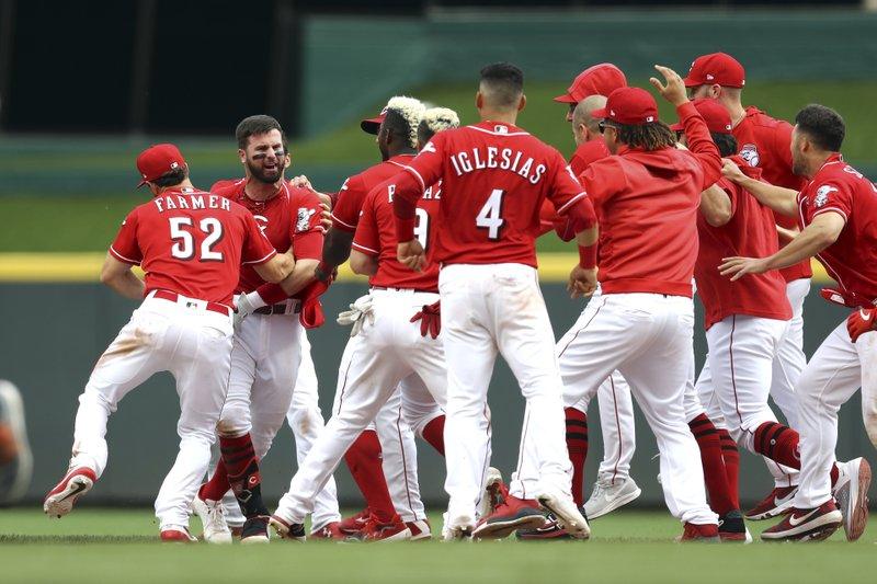 Reds-Astros 6-19