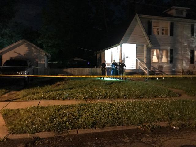 Shooting on Martel Drive in Dayton