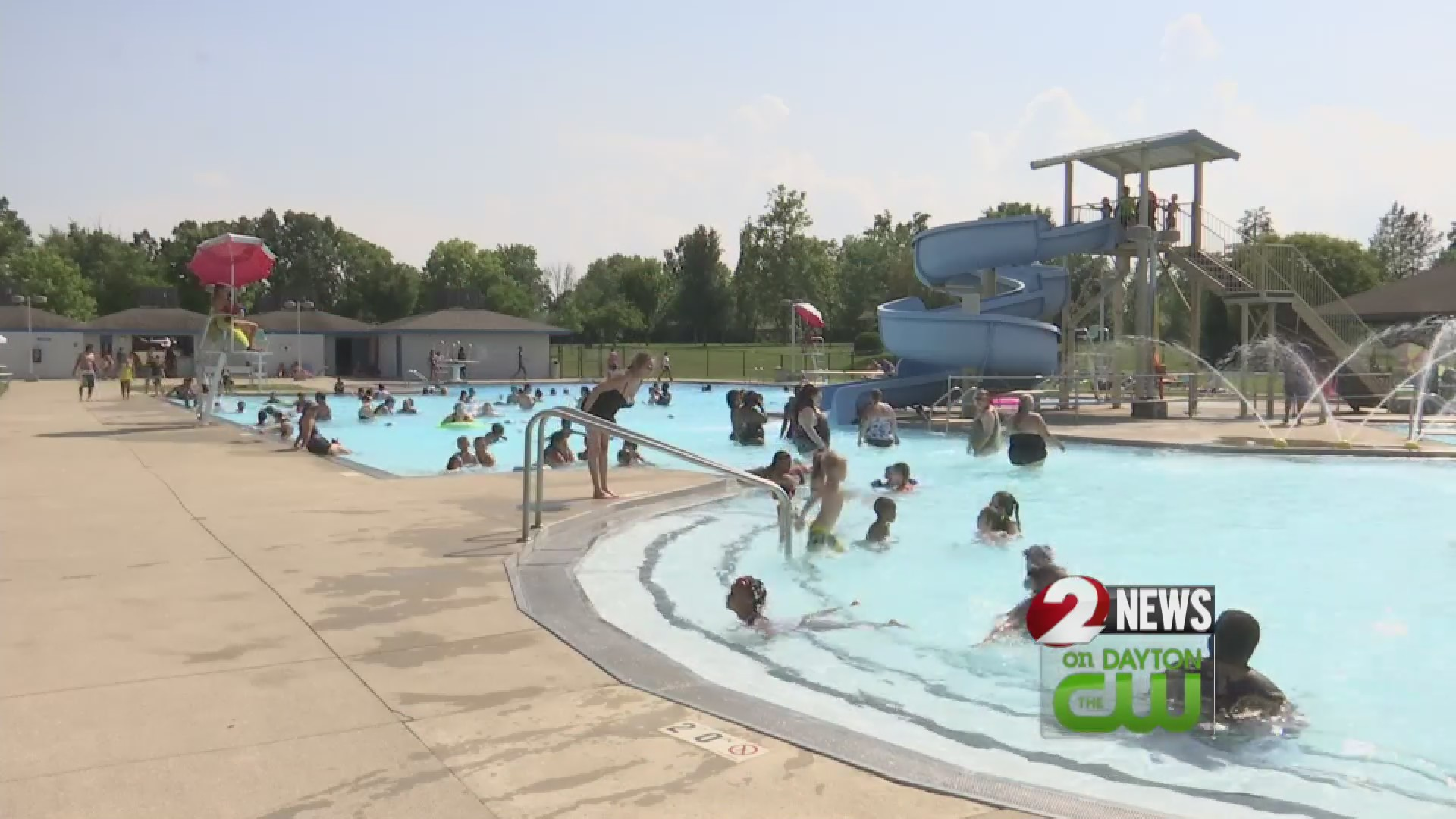 Wilson Park Pool