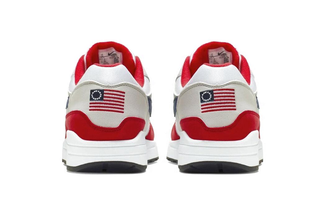Kaepernick shoe