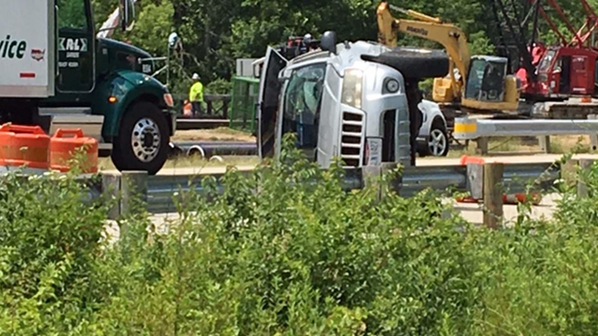 Clay Township crash