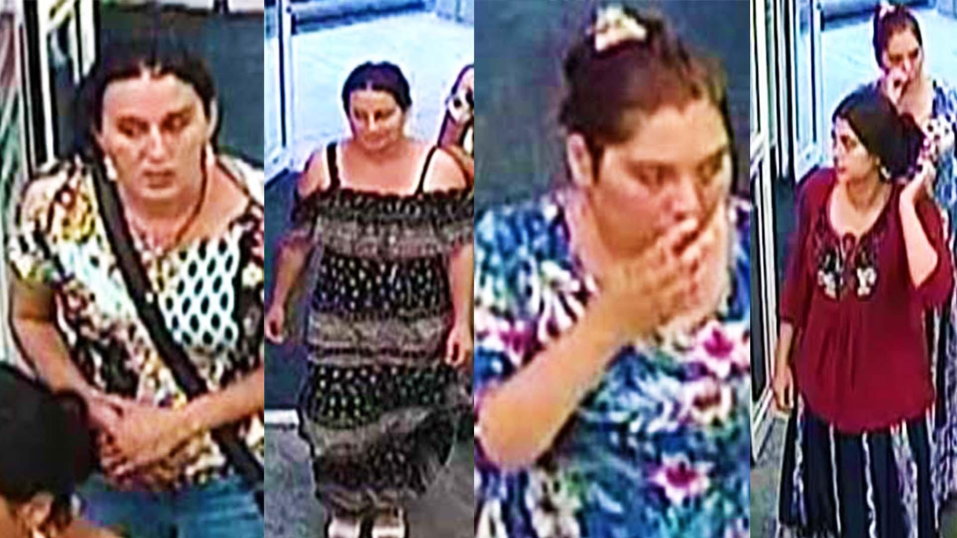 CVS Makeup Heist Suspects