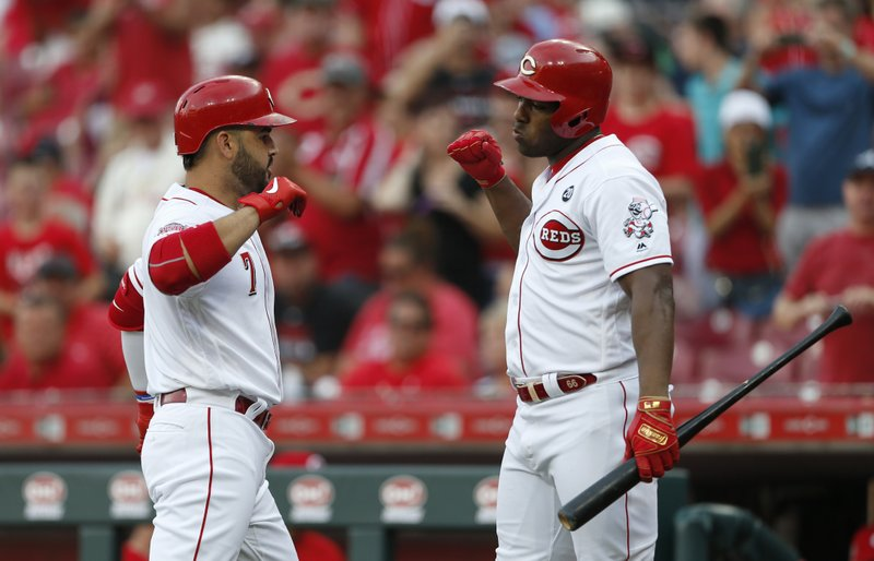 Reds-Brewers 7-2
