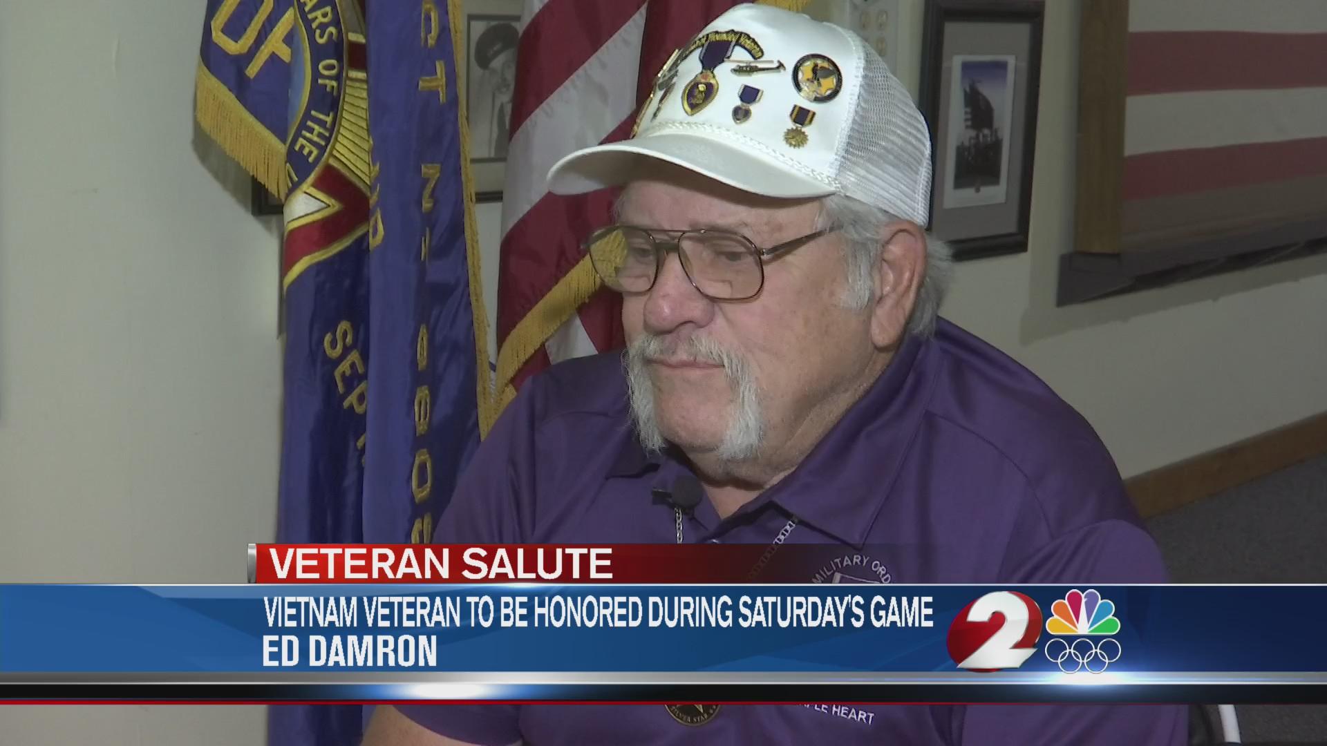 8-9 Veteran Salute