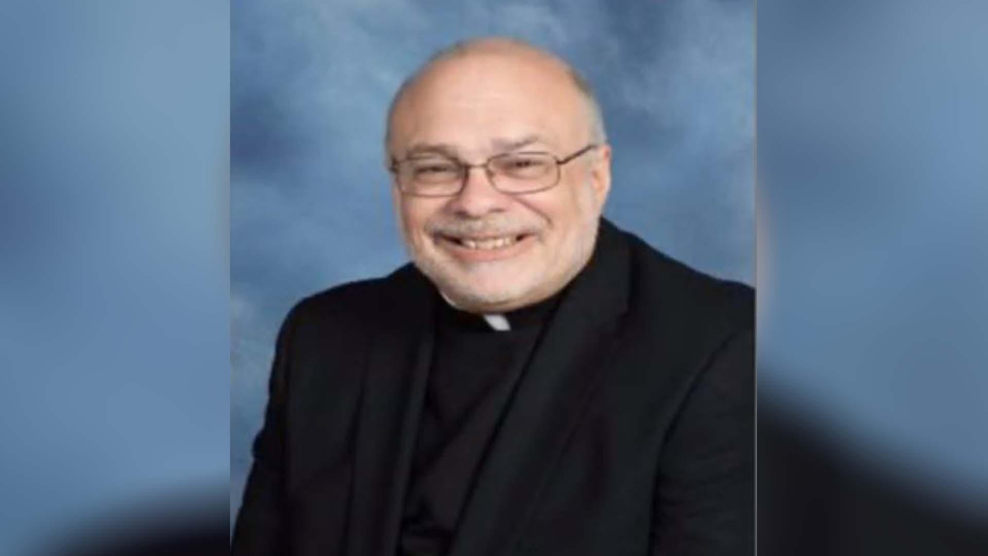 Fr. Geoffrey Drew