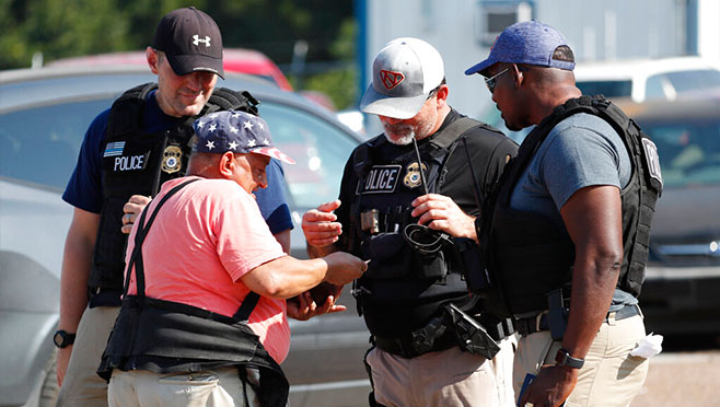 Largest US immigration raids in a decade net 680 arrests | WDTN