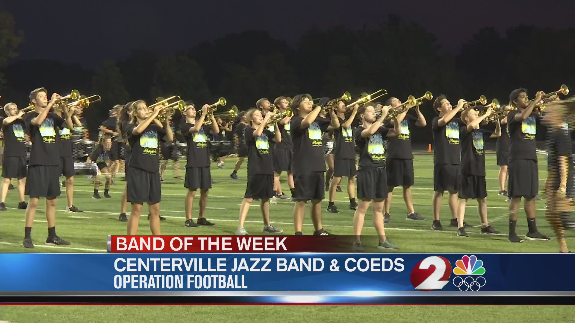 Centerville Band of the Week