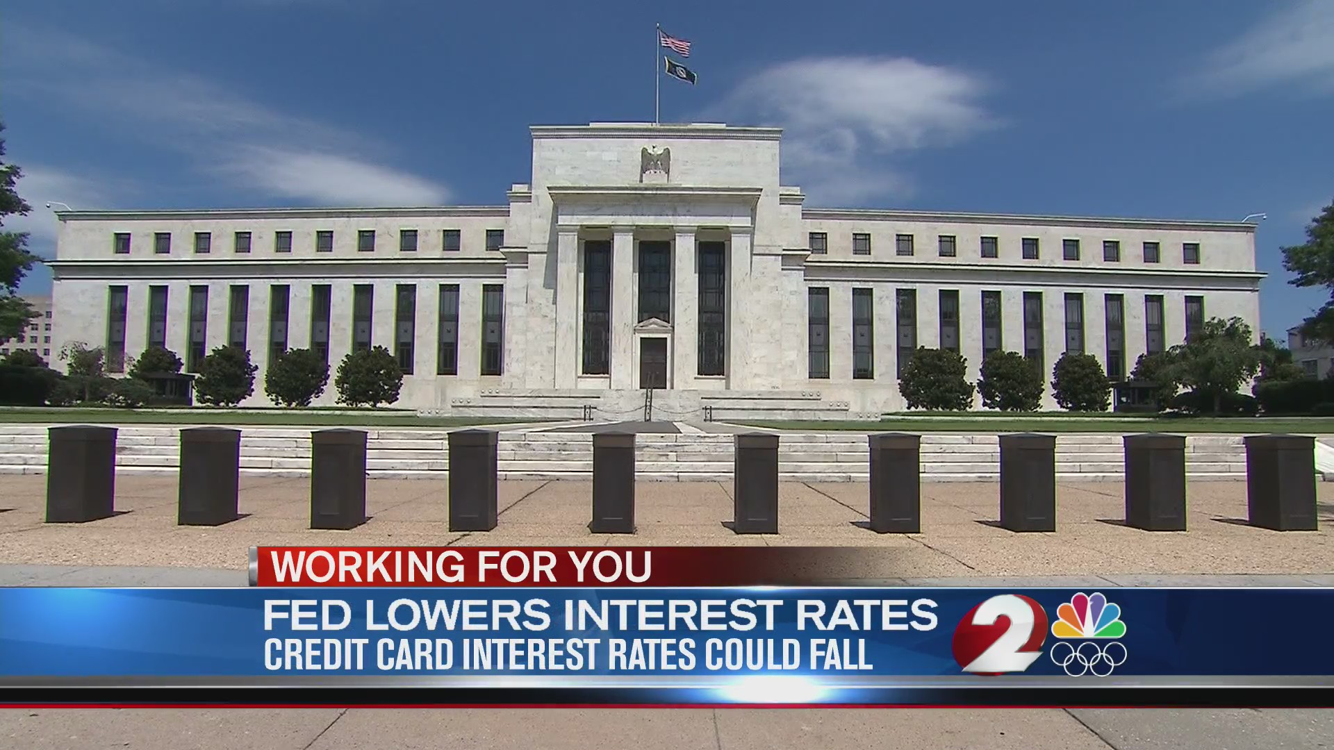 Credit card interest rates could fall