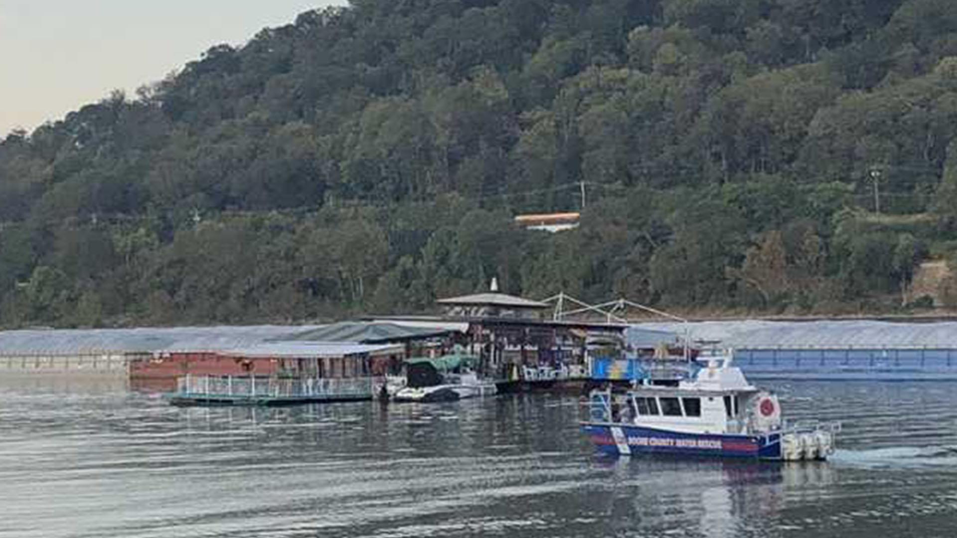 Barge Crash