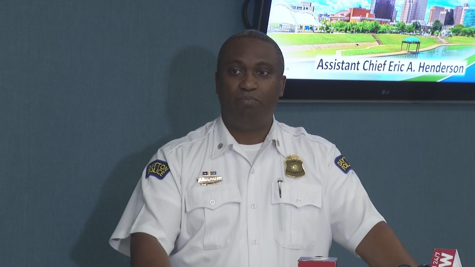 Dayton Police discuss deadly shooting