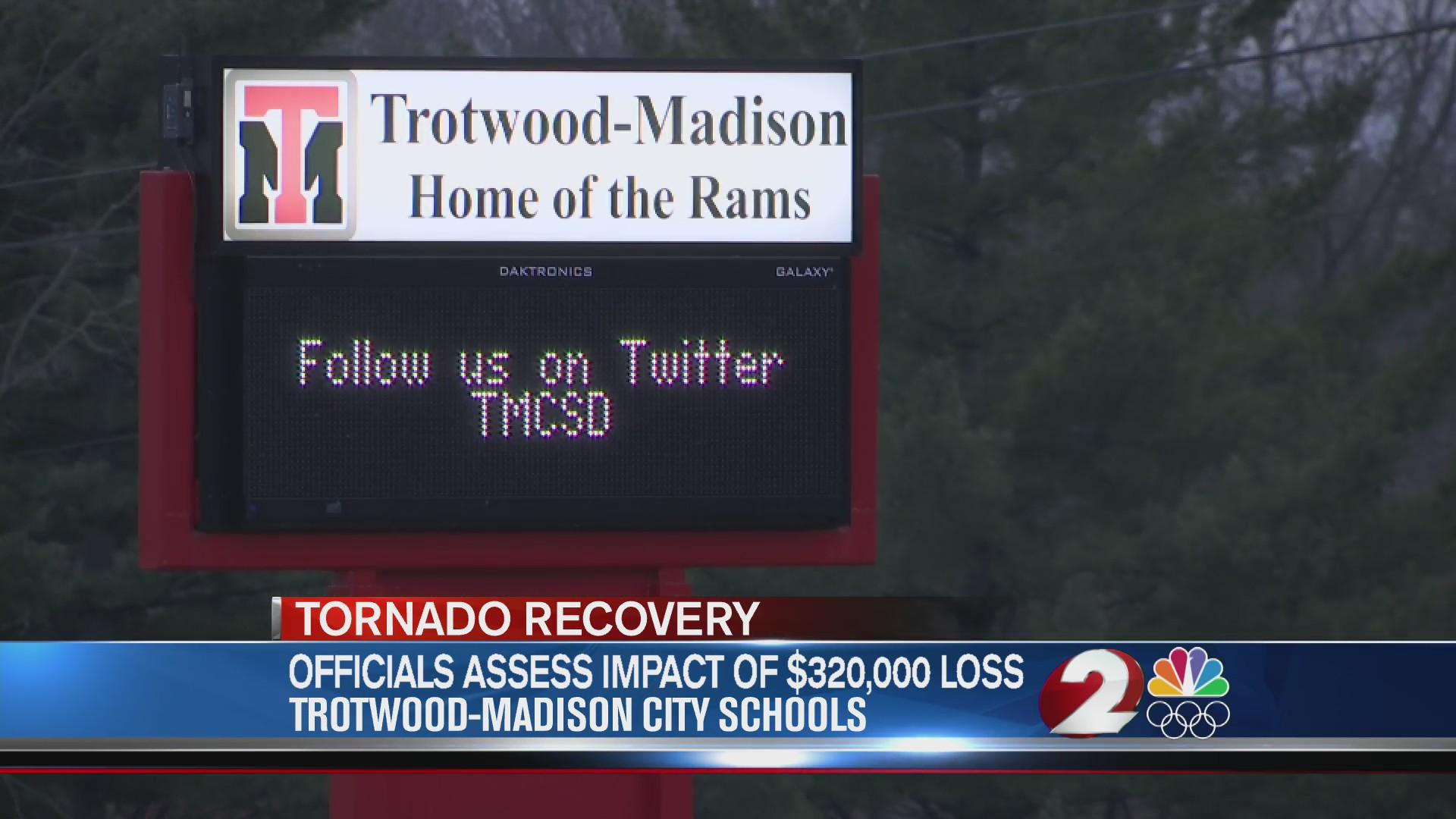 Trotwood schools