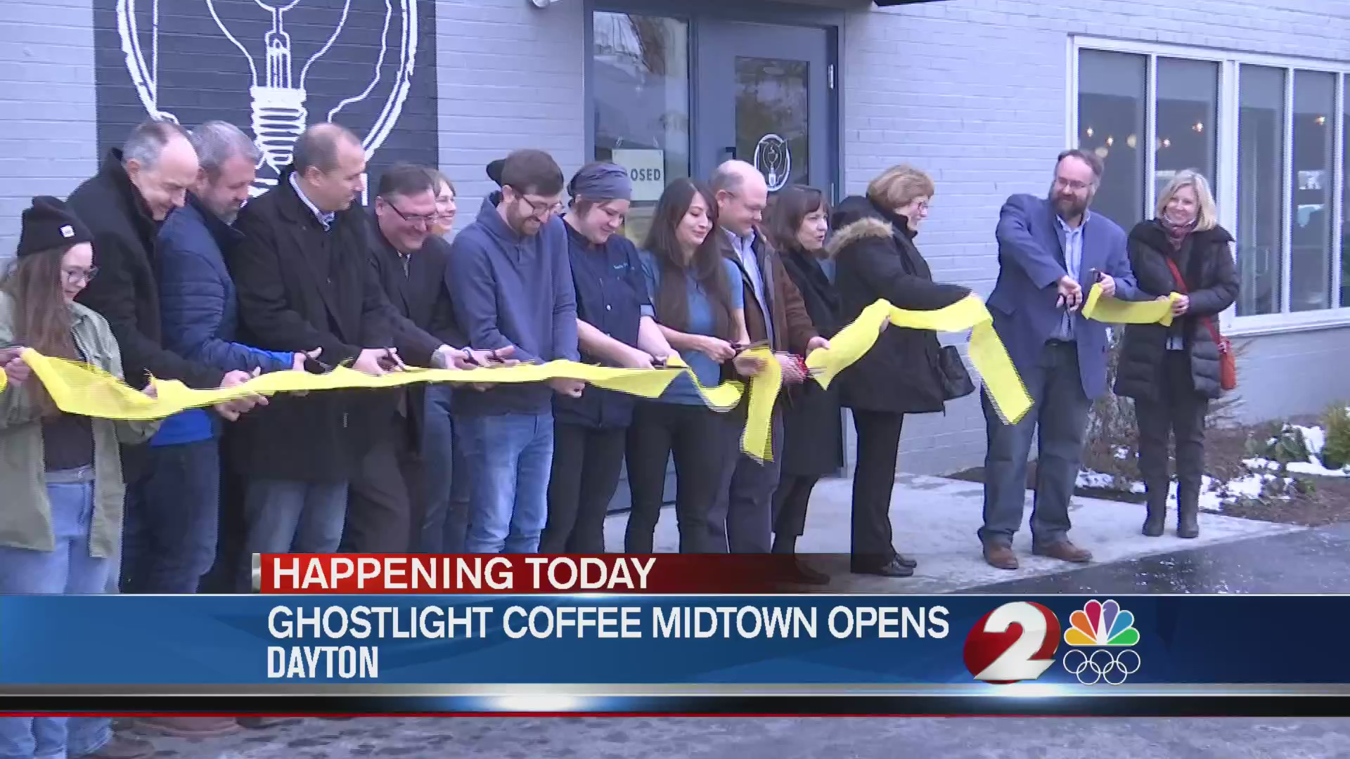 Ghostlight coffee opens midtown location