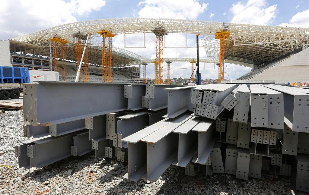 Brazil US Trump Trade Steel