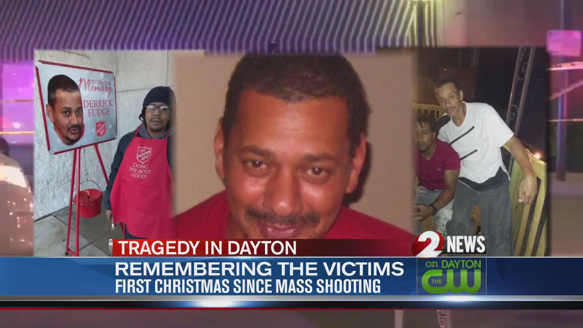 First Christmas since mass shooting