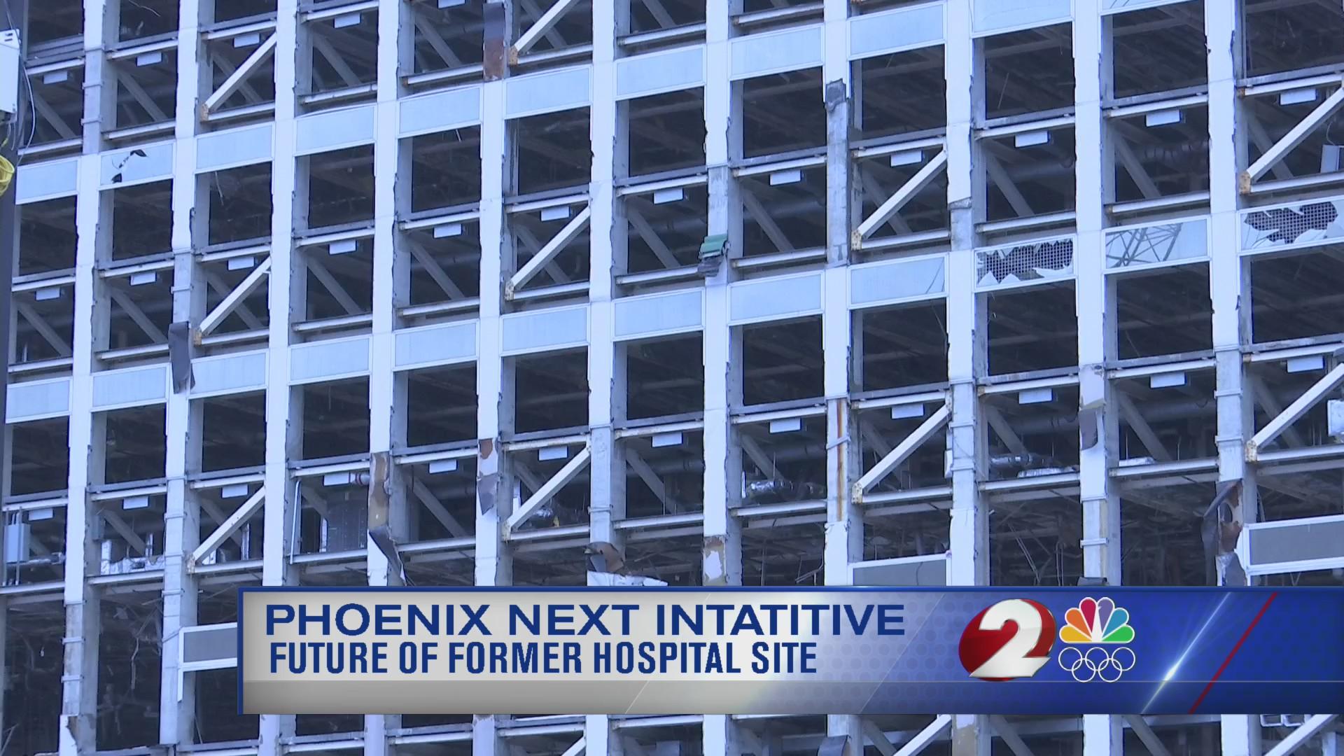 Future of former Good Samaritan Hospital site