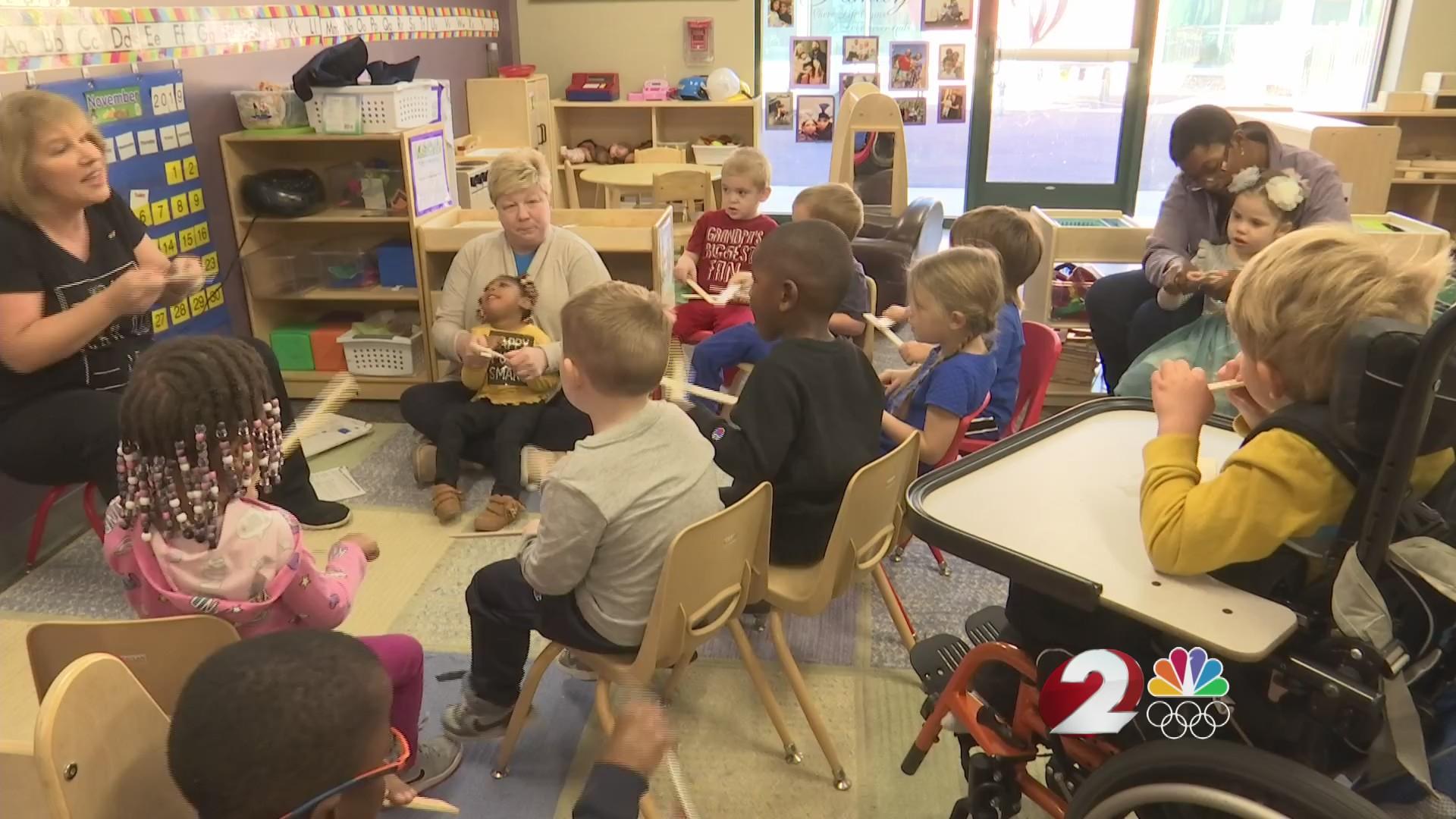 URS helping kids hit milestones