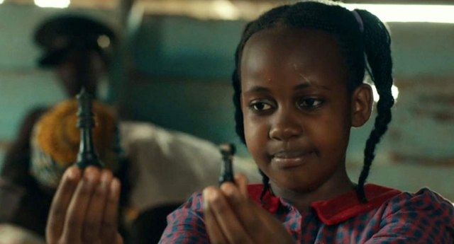 Nikita Waligwa in 'Queen of Katwe'