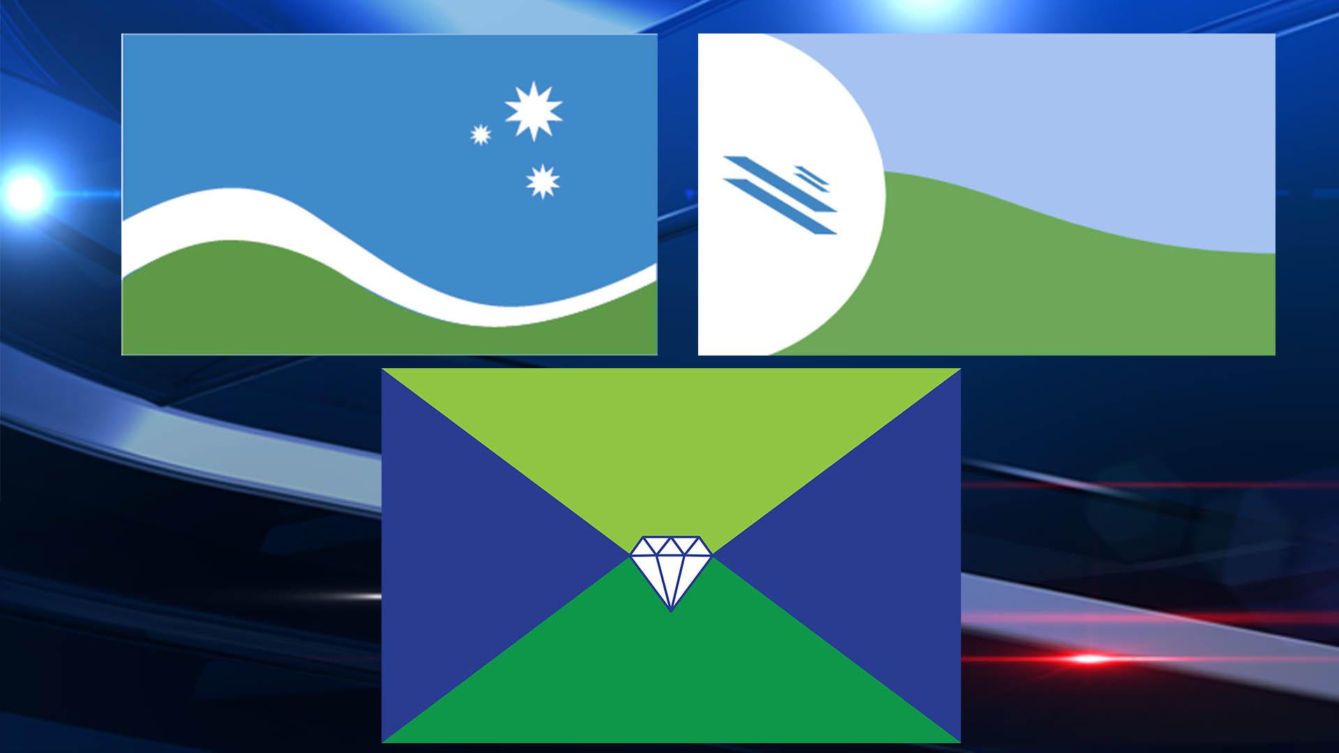 2-26 City of Dayton flag choices