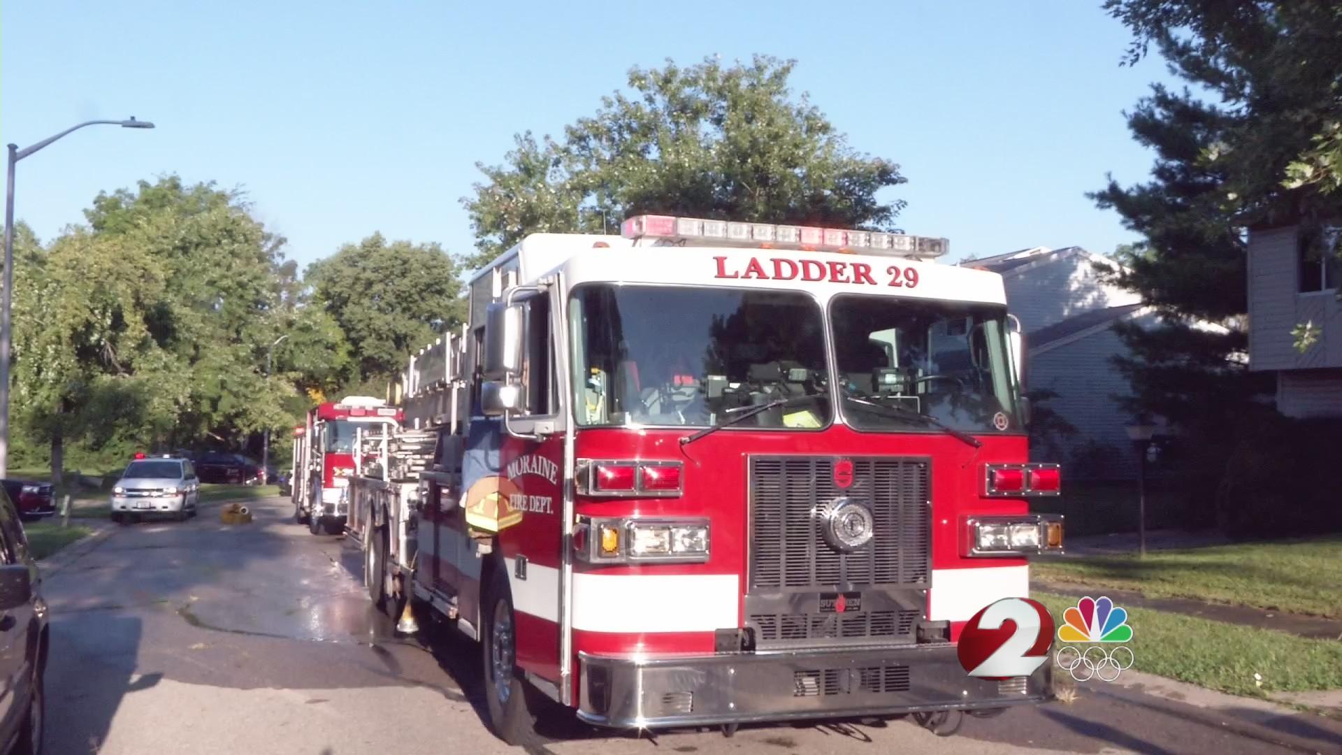 Moraine Fire smoke detectors
