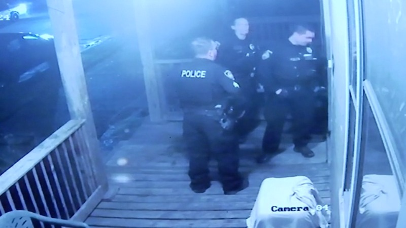 Ohio cops raid wrong home