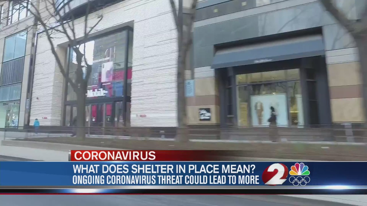 Coronavirus What Does Shelter In Place Mean Wdtn
