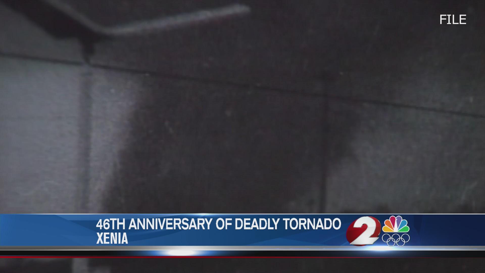 Xenia tornado anniversary