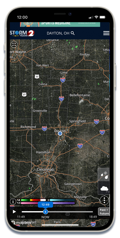 Storm Team 2 Weather App | WDTN.com