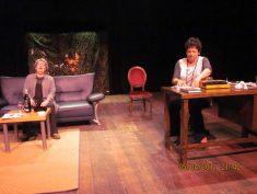 Sue Leusen en Ine Wiebenga