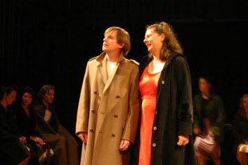 Arnold Bregt en Imke Leenen