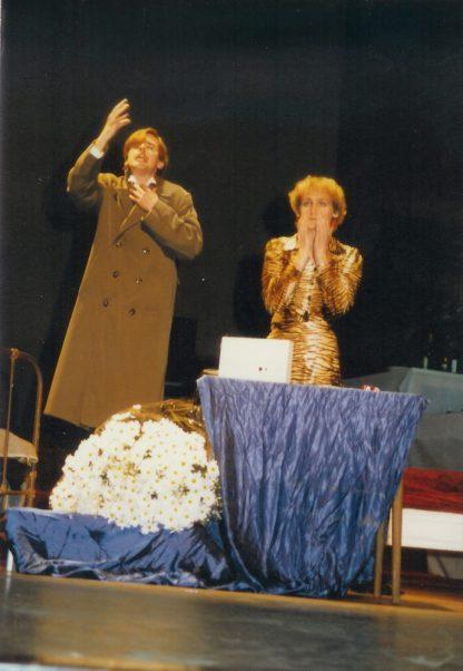 Arnold Bregt & Jannie Atzema