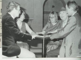 Geert Cazemier, Heyta Rynja, Jannie Atzema, Sue Leusen & Fred van Noort