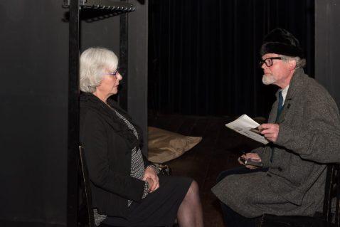 Marianne Maasman en Lambert van Gils