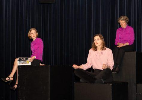 Regina Prinsenberg, Margot Getreuer en Els Ausema