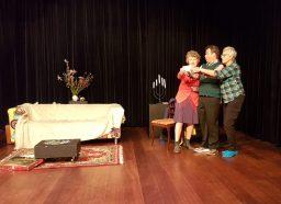 Els Ausema, Marnix Rosbach, Marieke en Griffioen