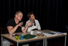 Henk Vink en Esther van der Schouw