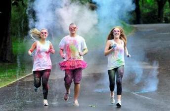 Bolton Colour Fun Run