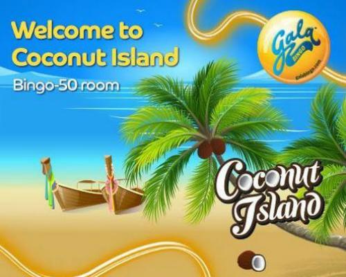 Gala Coconut Island