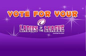 Ladies of the League Judges